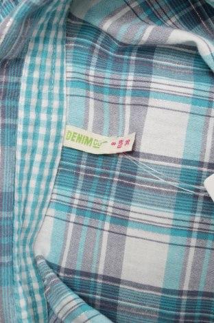 Γυναικείο πουκάμισο Denim Co, Μέγεθος S, Χρώμα Μπλέ, Τιμή 12,37€