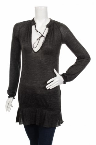 Γυναικεία μπλούζα SYSTEMACTION, Μέγεθος S, Χρώμα Γκρί, 70%ακρυλικό, 30% μαλλί, Τιμή 13,12€