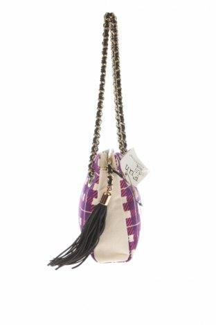 Γυναικεία τσάντα Fun Is Not Expensive, Χρώμα Βιολετί, Κλωστοϋφαντουργικά προϊόντα, Τιμή 35,38€