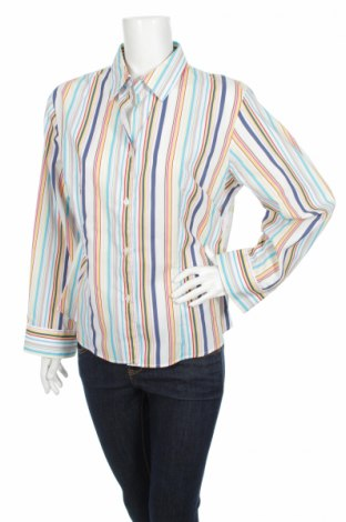 Дамска риза Fashion, Размер L, Цвят Многоцветен, 65% полиестер, 35% памук, Цена 5,29лв.
