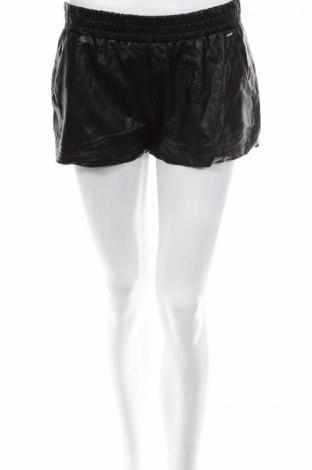 Дамски къс кожен панталон Gas