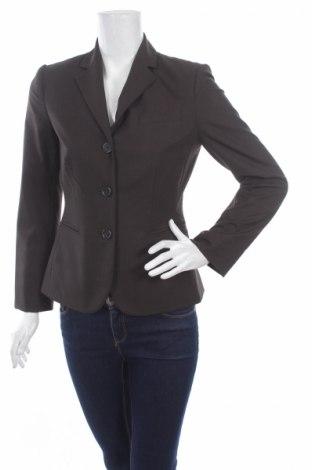 Дамско сако The Limited, Размер S, Цвят Кафяв, 67% полиестер, 27% вискоза, 4% еластан, Цена 7,28лв.