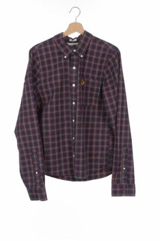 Detská košeľa  Abercrombie & Fitch, Veľkosť 14-15y/ 168-170 cm, Farba Modrá, 100% bavlna, Cena  2,72€