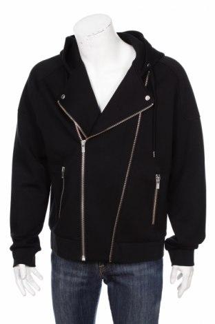 Ανδρικό μπουφάν The Kooples, Μέγεθος XL, Χρώμα Μαύρο, 96% βισκόζη, 4% ελαστάνη, Τιμή 126,80€