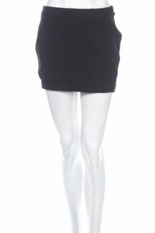 Пола Edc By Esprit, Размер S, Цвят Черен, 58% памук, 35% полиестер, 7% еластан, Цена 7,82лв.