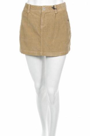 Пола Hilfiger Denim, Размер L, Цвят Бежов, 97% памук, 3% еластан, Цена 48,10лв.