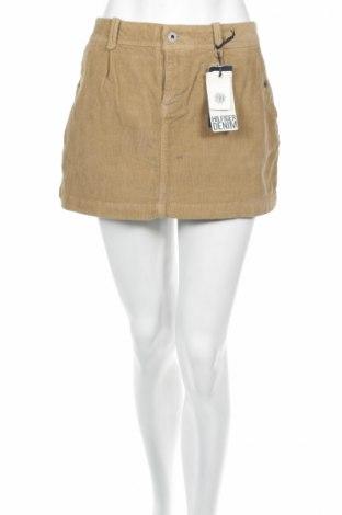 Пола Hilfiger Denim, Размер XL, Цвят Бежов, 97% памук, 3% еластан, Цена 48,10лв.