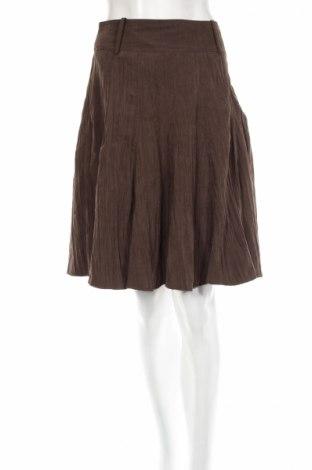 Φούστα Xanaka, Μέγεθος XS, Χρώμα Καφέ, 90% πολυεστέρας, 10% πολυαμίδη, Τιμή 5,31€