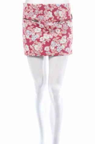 Пола Zara Trafaluc, Размер M, Цвят Многоцветен, 67% памук, 30% полиестер, 3% еластан, Цена 8,80лв.