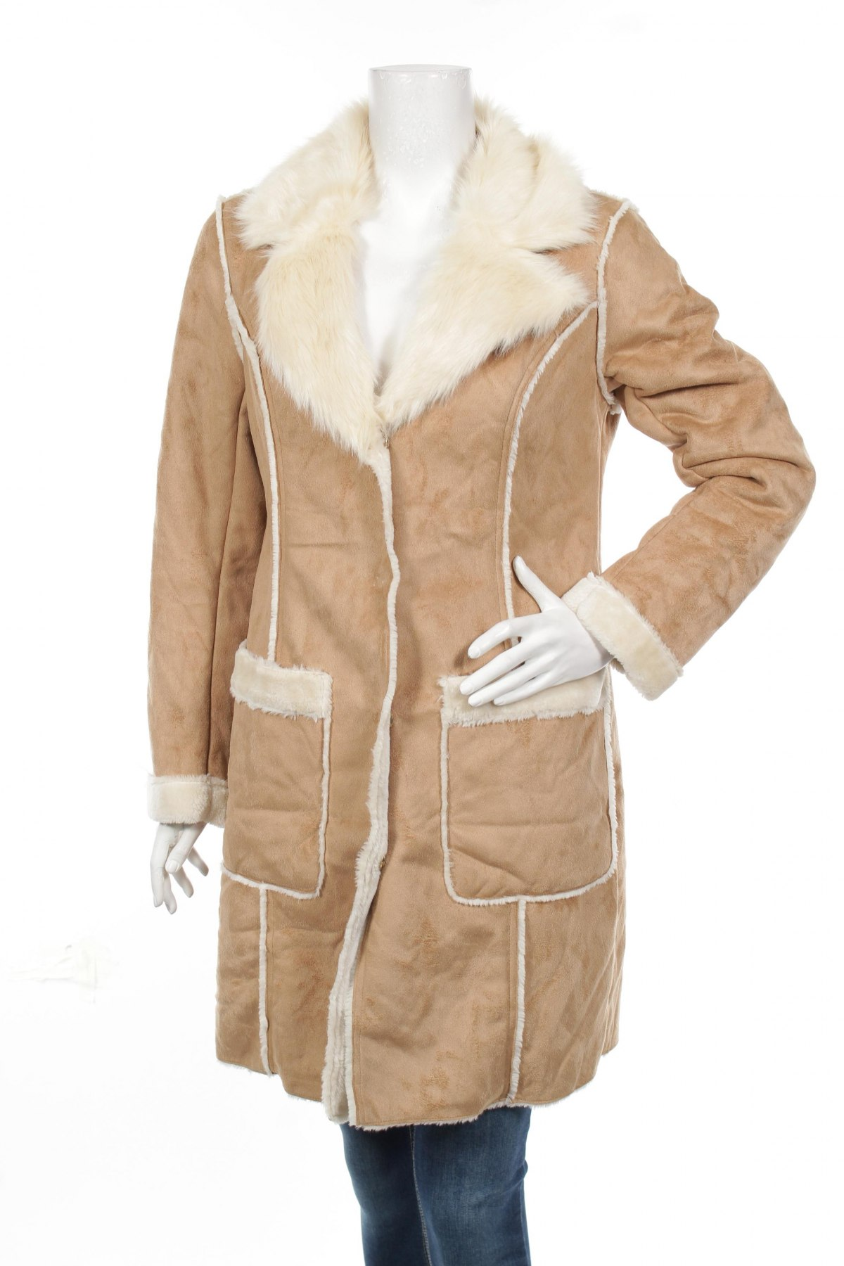 75e5534cf7c6 Dámsky kabát Orsay - za výhodnú cenu na Remix -  103196115