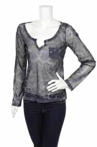 Γυναικεία μπλούζα Ashley Brooke, Μέγεθος XS, Χρώμα Μπλέ, Τιμή 2,68€