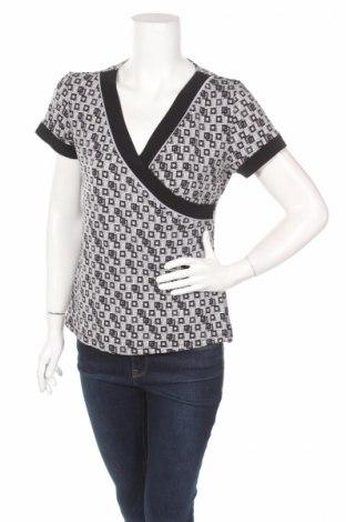 Дамска блуза Jessica, Размер M, Цвят Сив, 92% полиестер, 8% еластан, Цена 5,72лв.