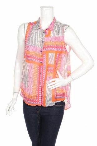 Дамска риза H&M, Размер S, Цвят Многоцветен, Цена 7,80лв.