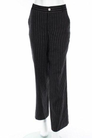 Дамски панталон American Living, Размер M, Цвят Черен, 52% лен, 48% памук, Цена 6,00лв.