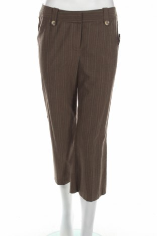 Дамски панталон Axcess, Размер S, Цвят Кафяв, 63% полиестер, 33% вискоза, 4% еластан, Цена 5,85лв.