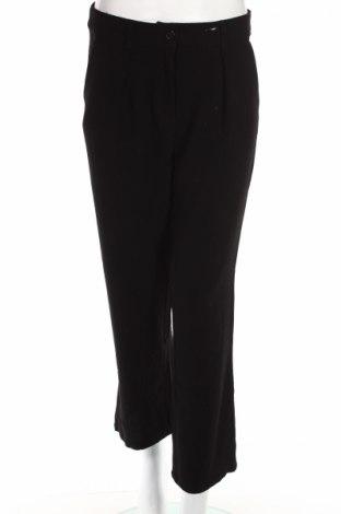 Дамски панталон Rut & Circle, Размер M, Цвят Черен, Полиестер, Цена 14,16лв.