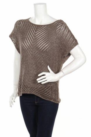 Дамски пуловер Laura Torelli, Размер M, Цвят Кафяв, Цена 7,28лв.