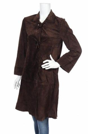 Дамско кожено палто Rene Lezard