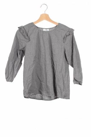 Детска блуза Little Remix, Размер 15-18y/ 170-176 см, Цвят Сив, Памук, Цена 5,10лв.