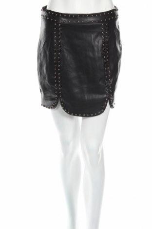 Δερμάτινη φούστα Shinestar