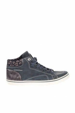 Παπούτσια S.Oliver, Μέγεθος 40, Χρώμα Μπλέ, Δερματίνη, Τιμή 13,86€