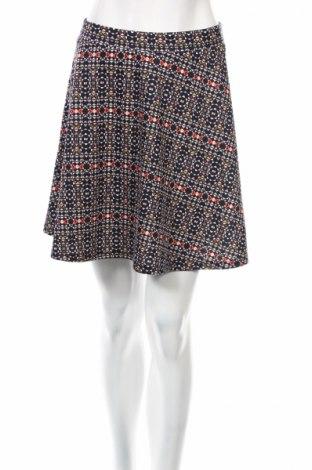 Φούστα H&M, Μέγεθος S, Χρώμα Πολύχρωμο, 97% πολυεστέρας, 3% ελαστάνη, Τιμή 4,62€
