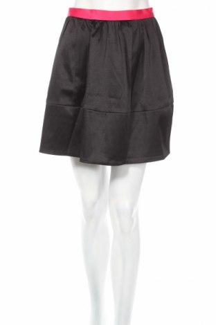 Пола H&M Conscious Collection, Размер S, Цвят Черен, 65% полиестер, 33% памук, 2% еластан, Цена 6,58лв.