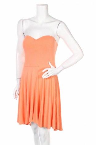 Φόρεμα Victoria's Secret, Μέγεθος S, Χρώμα Πορτοκαλί, 95% βισκόζη, 5% ελαστάνη, Τιμή 10,34€