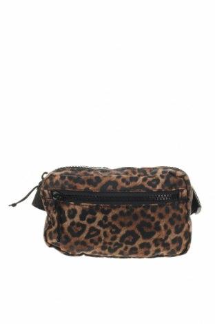 Чанта за кръст Monki, Цвят Кафяв, Текстил, Цена 24,99лв.
