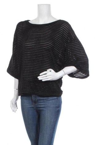 Дамска блуза Anko, Размер L, Цвят Черен, Полиестер, Цена 6,24лв.