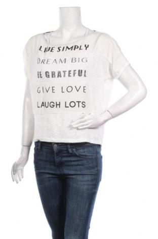 Γυναικεία μπλούζα Inside, Μέγεθος S, Χρώμα Λευκό, Πολυεστέρας, Τιμή 4,38€
