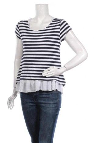 Дамска блуза My Style, Размер S, Цвят Бял, 95% вискоза, 5% еластан, Цена 8,82лв.