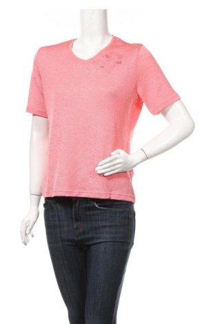 Дамска блуза Navigazione, Размер M, Цвят Розов, Полиестер, Цена 4,46лв.
