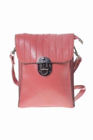 Дамска чанта, Цвят Розов, Еко кожа, Цена 12,97лв.
