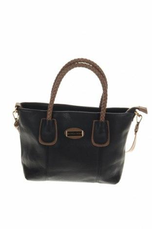 Дамска чанта, Цвят Черен, Еко кожа, Цена 17,75лв.