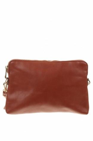 Дамска чанта Anko, Цвят Кафяв, Еко кожа, Цена 17,85лв.
