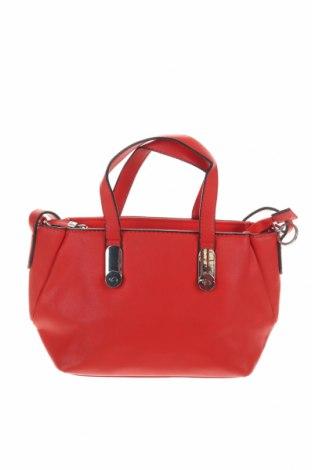 Дамска чанта Carpisa, Цвят Червен, Еко кожа, Цена 18,43лв.