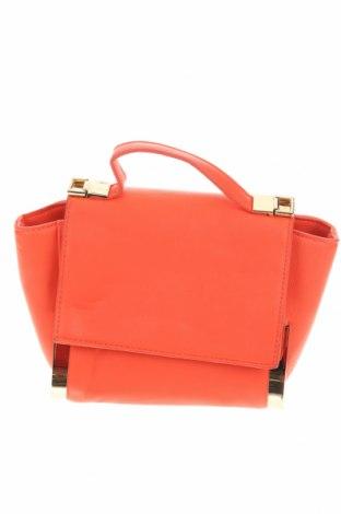 Дамска чанта Colette By Colette Hayman, Цвят Оранжев, Еко кожа, Цена 17,75лв.
