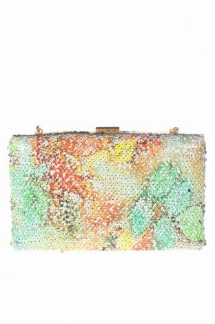 Дамска чанта Gabee, Цвят Многоцветен, Текстил, Цена 16,38лв.