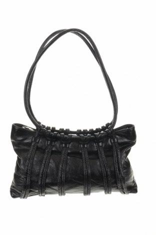 Дамска чанта Gabor, Цвят Черен, Еко кожа, Цена 22,94лв.