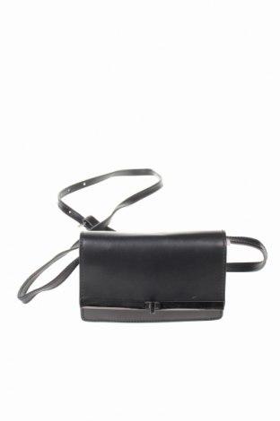 Дамска чанта Gianni Chiarini, Цвят Черен, Естествена кожа, Цена 61,85лв.