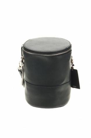 Дамска чанта Mango, Цвят Зелен, Еко кожа, Цена 35,25лв.