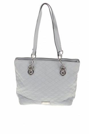 Дамска чанта Marikai, Цвят Сив, Еко кожа, Цена 19,11лв.
