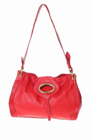 Дамска чанта RI2K, Цвят Червен, Вълна от алпака, Цена 43,68лв.