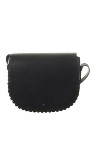 Дамска чанта Reserved, Цвят Черен, Еко кожа, Цена 20,79лв.