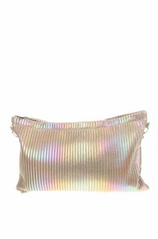 Дамска чанта Sommerkind, Цвят Златист, Еко кожа, Цена 31,92лв.
