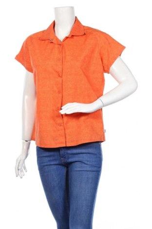 Дамска риза Adidas, Размер L, Цвят Оранжев, Цена 11,05лв.