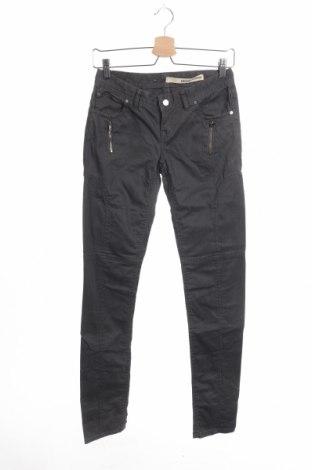 Γυναικείο Τζίν DKNY Jeans, Μέγεθος XS, Χρώμα Γκρί, 99% βαμβάκι, 1% ελαστάνη, Τιμή 17,04€
