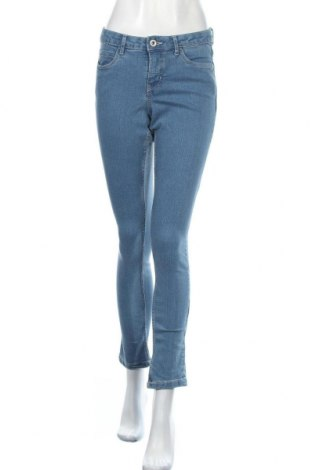 Дамски дънки Esmara, Размер M, Цвят Син, 83% памук, 15% полиестер, 2% еластан, Цена 22,31лв.