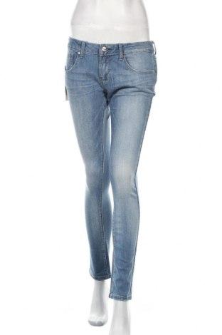 Дамски дънки H&K Collection, Размер XL, Цвят Син, Цена 19,43лв.